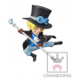 One PIece - Figurine Sabo WCF History Relay 20TH Vol.5