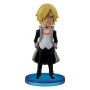 One Piece - Figurine Sanji WCF Zou 01