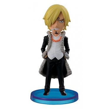 One Piece - Figurine Sanji WCF Zou 01