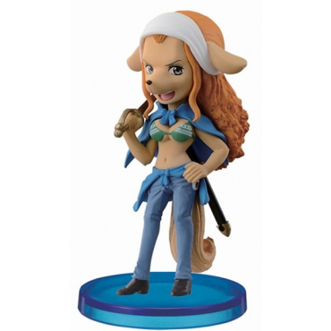One Piece - Figurine Wanda WCF Zou 03