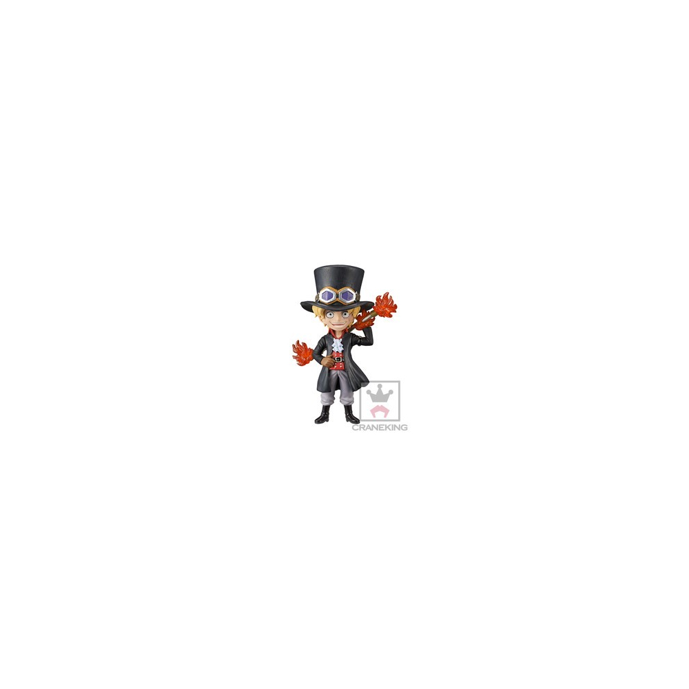 One Piece - Figurine Sabo Gold WCF