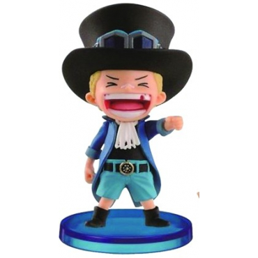 One Piece - Figurine Sabo Enfant WCF History Of Sabo