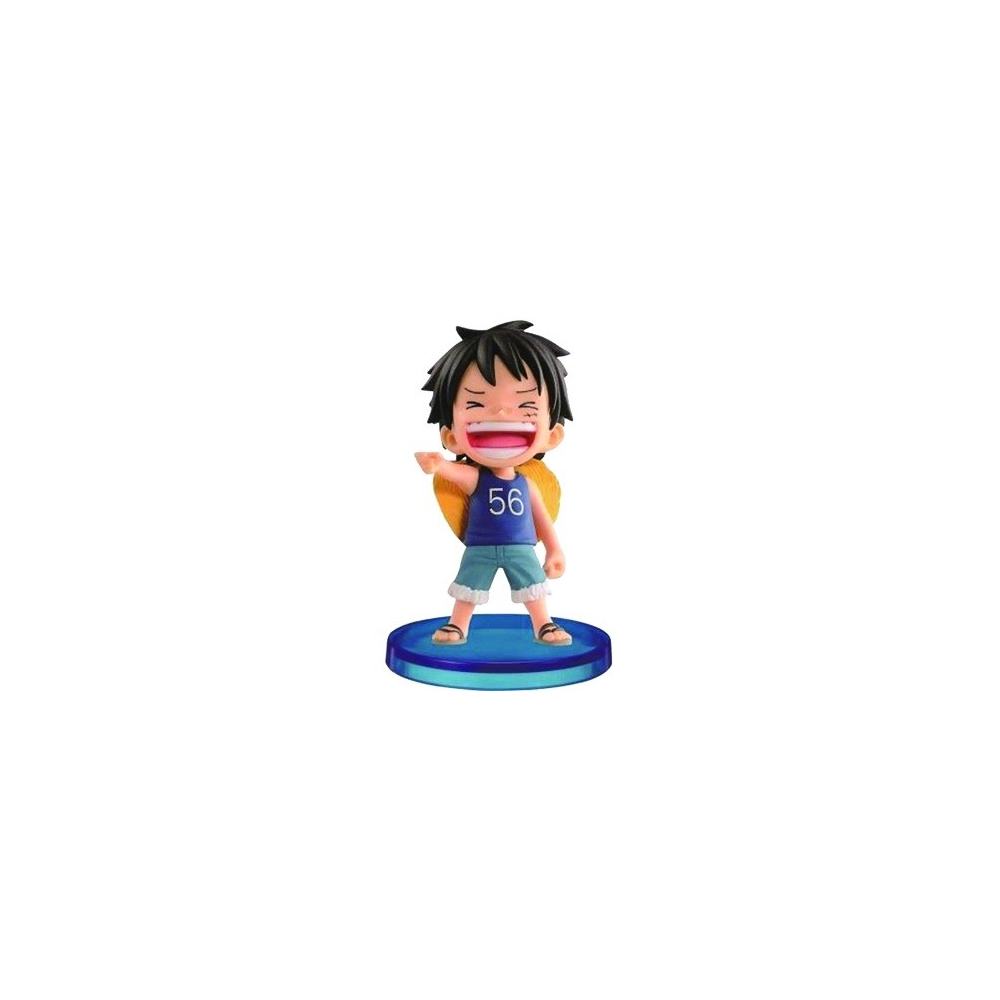 One Piece - Figurine Luffy Enfant WCF History Of Sabo