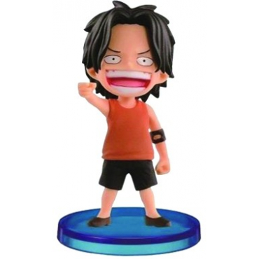 One Piece - Figurine Ace Enfant WCF History Of Sabo