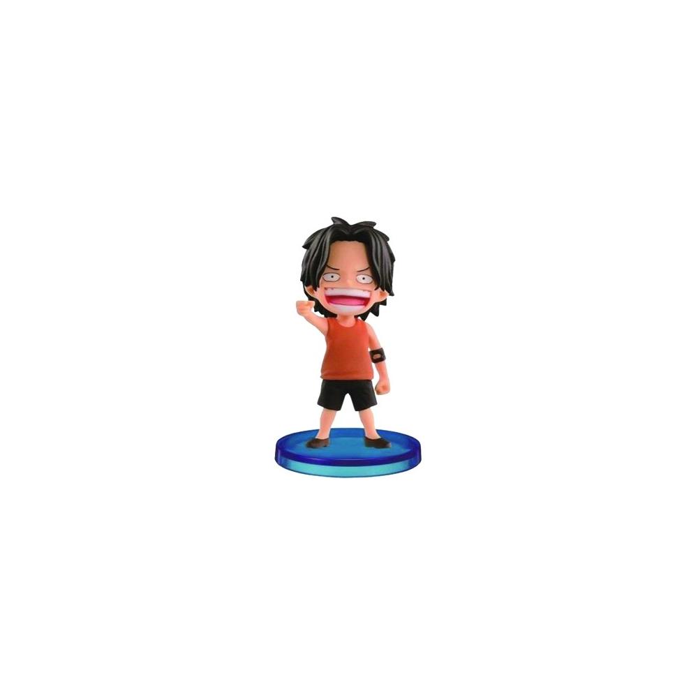 One Piece - Figurine Ace Enfant WCF History Of Sabo