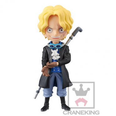 One Piece - Figurine Sabo WCF History Of Sabo