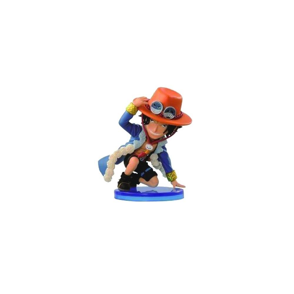 One Piece - Figurine Ace WCF KG 08