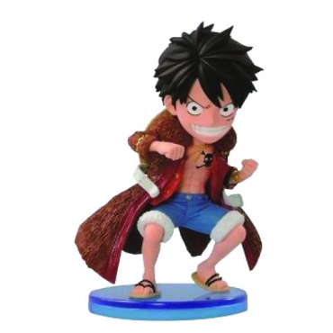 One Piece - Figurine Monkey D Luffy WCF KG10