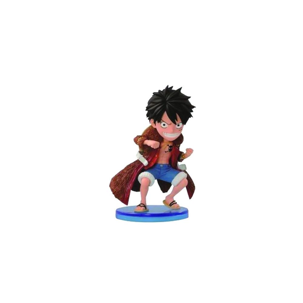 One Piece - Figurine Monkey D Luffy WCF KG10