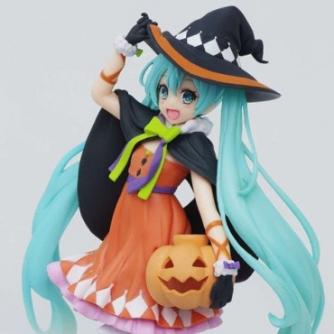 Vocaloid - Figurine Hatsune Miku Halloween
