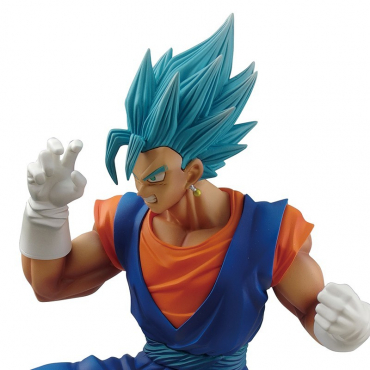 Dragon Ball Super - Figurine Vegeto Super Saiyan Blue In Flight
