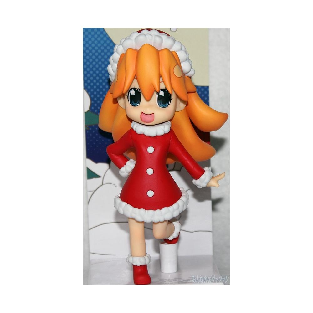 Evangelion - Figurine Asuka Langley School Collection