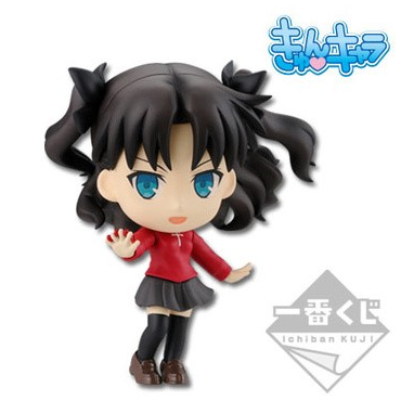 Fate Stay Night - Figurine Rin Tohsaka Ichiban Kuji Lot C