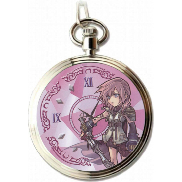 Dissidia Final Fantasy Opera Omnia - Montre De Poche Lightning Volume 1