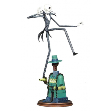 L'étrange Noël de Mr. Jack - Figurine Jack Skellington