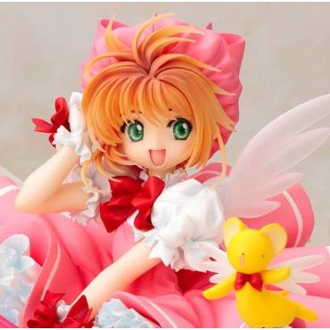 Sakura Chasseuse De Cartes - Figurine Sakura Kinomoto