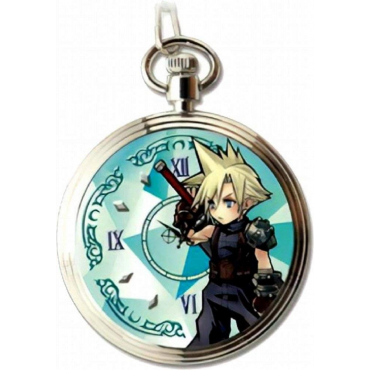 Dissidia Final Fantasy Opera Omnia - Montre De Poche Cloud Strife Volume 1