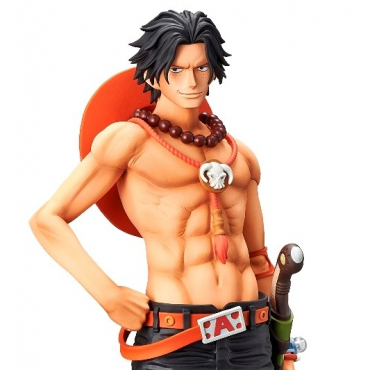 One Piece - Figurine Portgas D Ace Grandista The Grandline Men