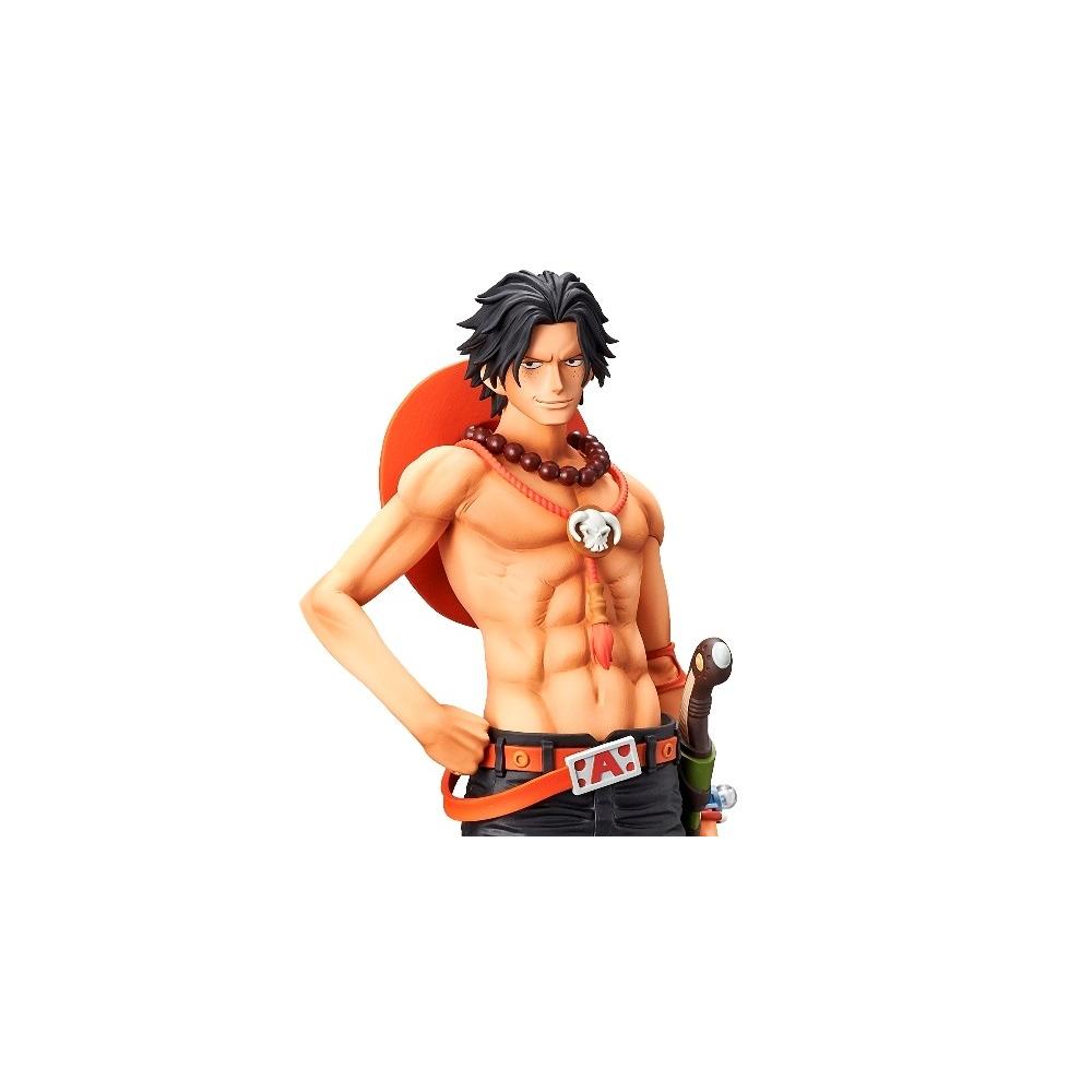 One Piece - Figurine Portgas D Ace Grandista The Grandline Men