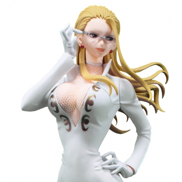 One Piece - Figurine Carifa Glitter And Glamours White Color Version