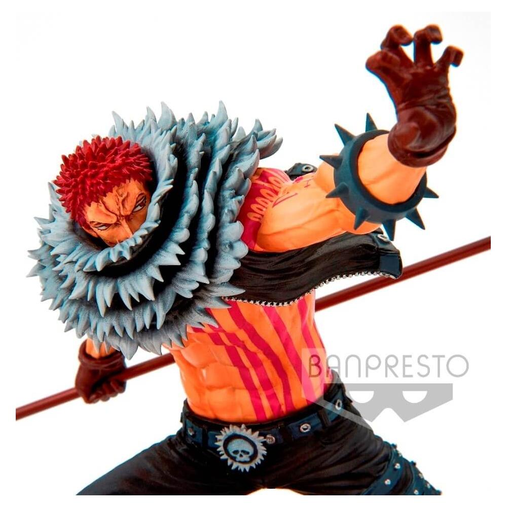 One Piece - Figurine Katakuri Banpresto World Figure Colosseum