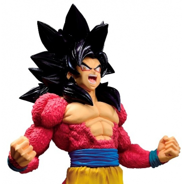 Dragon Ball GT - Figurine Son Goku SSJ4 Blood Of Saiyan