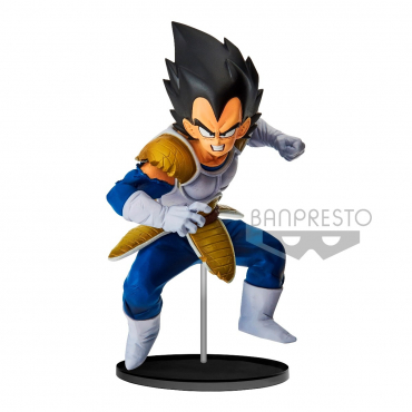 Dragon Ball Z - Figurine Vegeta Banpresto World Colosseum Figure