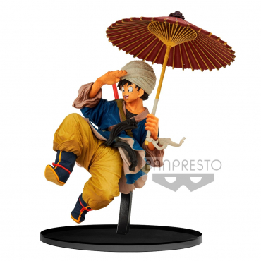 Dragon Ball Z - Figurine Son Goku Banpresto World Figure Colosseum Vol.6
