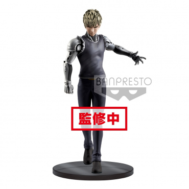 One Punch Man - Figurine Genos DXF