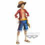 One Piece - Figurine Monkey D Luffy Grandista Grandline Men Manga Dimensions