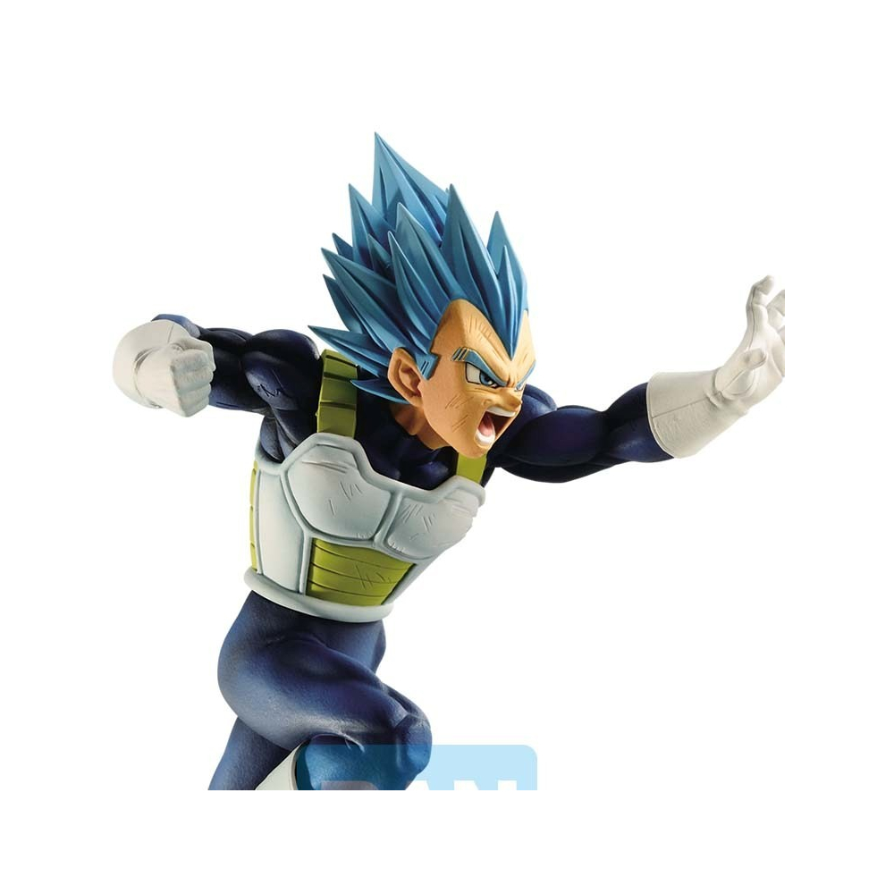 Dragon Ball Super - Figurine Vegeta Super Saiyan God Z Battle