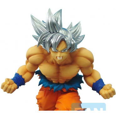 Dragon Ball Super - Figurine Son Goku Ultra Instinct Z Battle