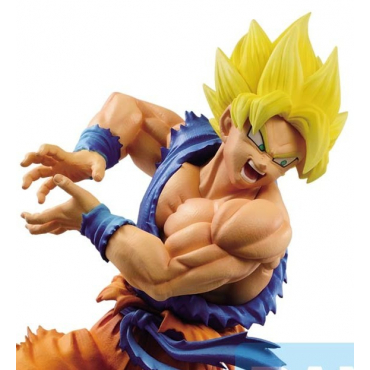 Dragon Ball Super - Figurine Son Goku Super Saiyan Z Battle