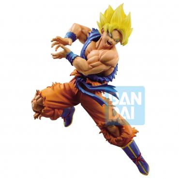 Dragon Ball Super - Figurine Son Goku Super Saiyan Z Battle