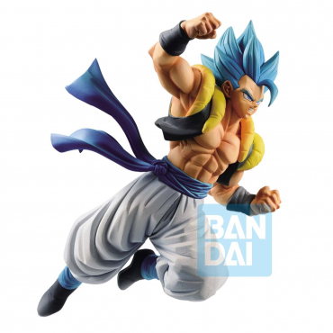 Dragon Ball Super - Figurine Gogeta Super Saiyan God Z Battle
