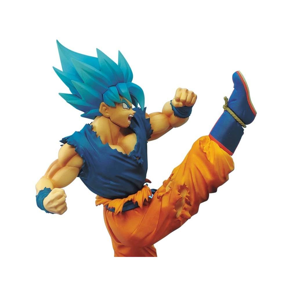 Dragon Ball Super - Figurine Goku SSJ God Z Battle